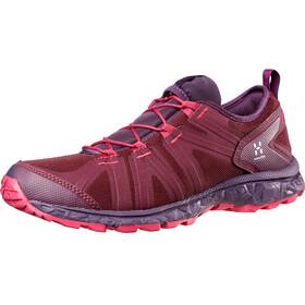 Haglöfs W's Hybrid II Shoes acai berry/aubergine